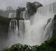 Bueaty of Iguazu Falls Argentina by bsauvey