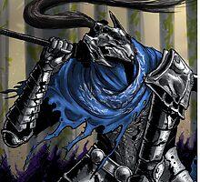 Dark Souls: Artorias Abysswalker 2 case by MenasLG