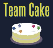 Team Cake by Hawthorn Mineart