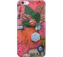 Soar 2 in Red iPhone Case/Skin