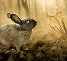 The Easter Bunny by Maria Murphy