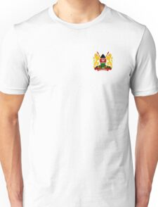 Kenya Coat Of Arms Unisex T-Shirt