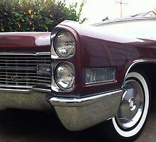 66 Cadillac by Rookiebomb