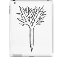Pen and tree iPad Case/Skin