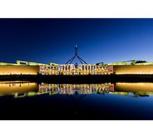 Enlightened Parliament - Puzzle Photographic Print