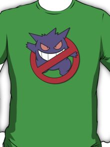 Ghost Type Busters! T-Shirt