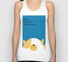 Cake Graphic Tee - Fionna and Cake by Patricia Kimmerle