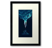 Frozen: The Act of True Love Framed Print