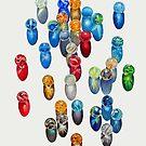 Sunlit Marbles by joeyartist