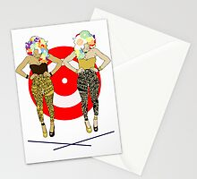 Fashion Craze Stationary  by Patricia Feaster-Kimmerle