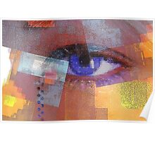 An eye for abstract Poster