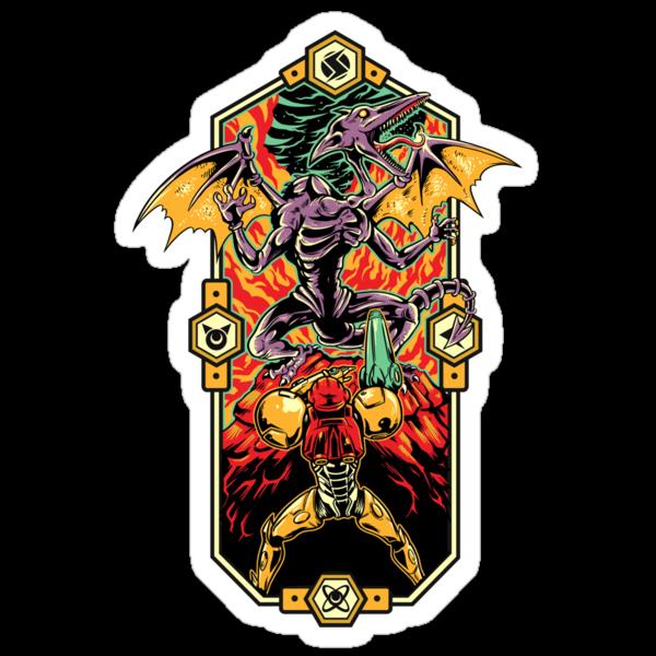 Epic Super Metroid by MeleeNinja