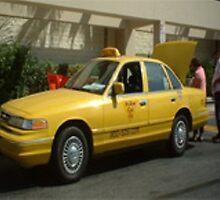 Taxi Cab Service by almedacab