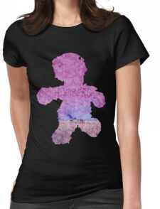 Breaking Bad - Pink Bear Womens Fitted T-Shirt