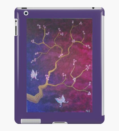 Butterfly Blossoms iPad Case/Skin