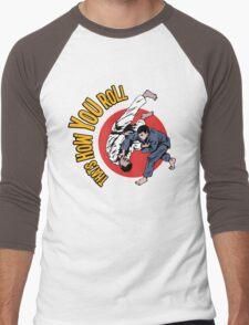 How You Roll Men's Baseball ¾ T-Shirt