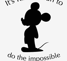 Disney Quote by Janel Vazquez