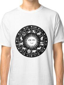 Zodiac Chart Vintage Classic T-Shirt