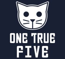 One True Five by designsbybri