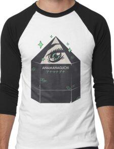 Anamanaguchi Canada Tour Shirt Men's Baseball ¾ T-Shirt