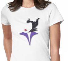 Magnificent Maleficent Womens Fitted T-Shirt