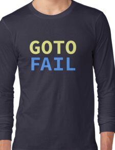 GOTO FAIL Long Sleeve T-Shirt