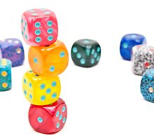 Dices by emirali kokal