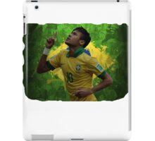 Neymar Brazil football soccer iPad Case/Skin