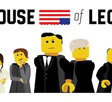 House of Lego by Kara Graphic Design