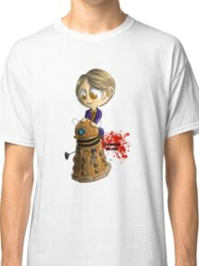 Exterminate the rude Classic T-Shirt