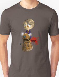Exterminate the rude Unisex T-Shirt