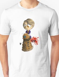 Exterminate the rude Unisex T-Shirt
