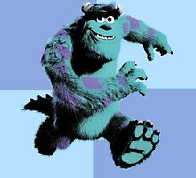 Sulley POP  Monsters inc. by Alliezo