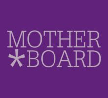 Mother*board - pink by aint-no-zombie