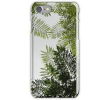 prints of nz ferns iPhone Case/Skin
