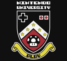 Nintendo University by La Camisola