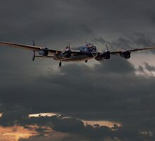 RAF Lancaster - Coming Home by warbirds