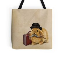 Commuter Bunny Tote Bag
