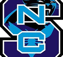 North Carolina Panthers Hornets by BigBruck