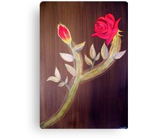 Title Eternal Rose (For my valentine) Canvas Print