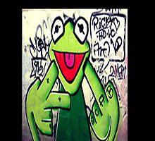 Kermit by EskeJunior