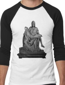 HAIL MARY Men's Baseball ¾ T-Shirt