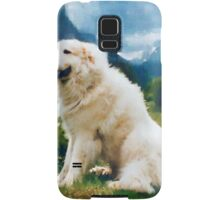 Great Pyrenees In The Valley Samsung Galaxy Case/Skin