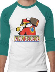 King Dedede Men's Baseball ¾ T-Shirt