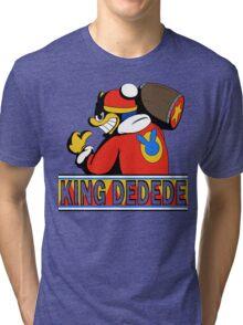 King Dedede Tri-blend T-Shirt