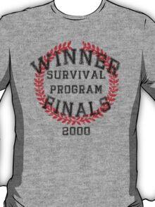 Battle Royale: Winner T-Shirt