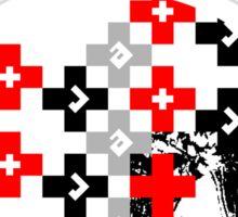 Jax band merchandise (Triple X) Sticker