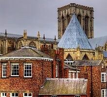York Cathedral by Tom Gomez