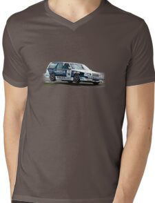 Volvo 850 Wagon Race Car TWR BTCC Mens V-Neck T-Shirt
