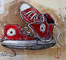 old stars never die by Loui  Jover